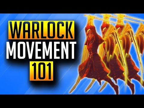 Mastering Warlock Movement | How to Warlock Skate | Destiny 2