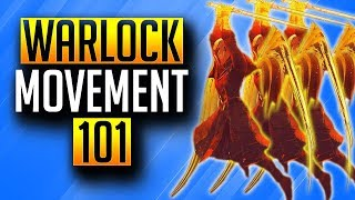 Mastering Warlock Movement   How to Warlock Skate   Destiny 2