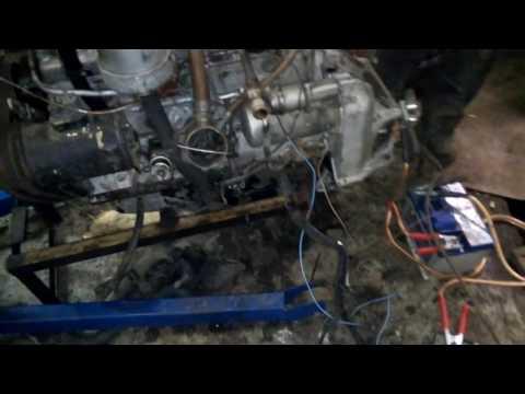 Отремонтированный двигатель ГАЗ-52 от БТР