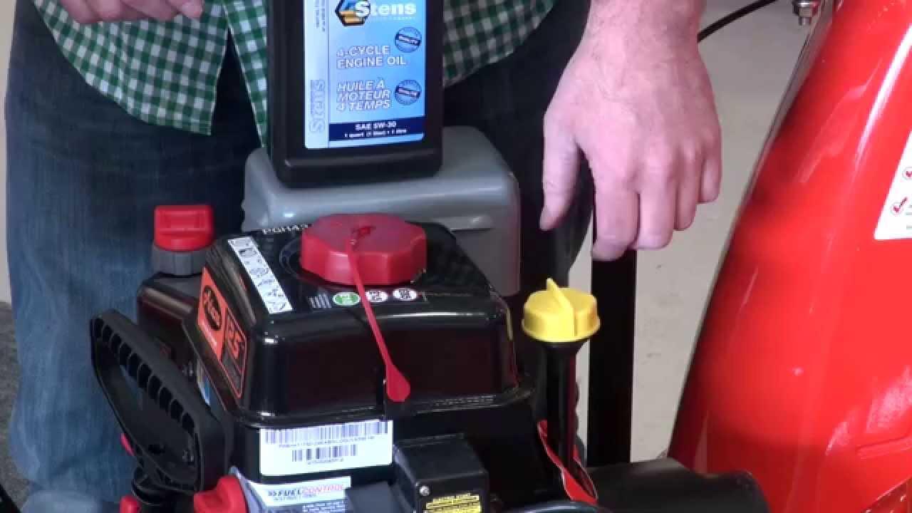 medium resolution of arien snowblower fuel filter location