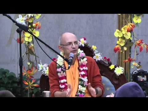 Бхагавад Гита 9.30 - Бхакти Вигьяна Госвами