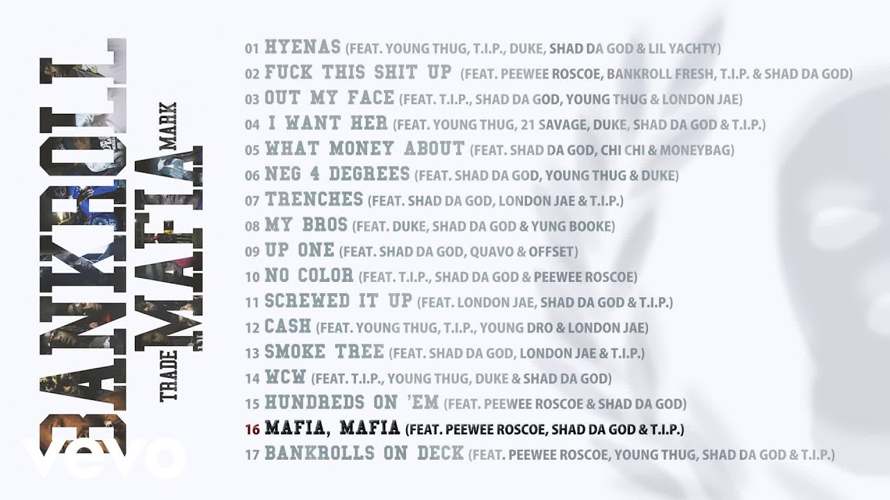 Download Bankroll Mafia - Mafia, Mafia (Audio)