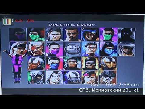 Super Drive GTA - обзор Sega с 55 играми