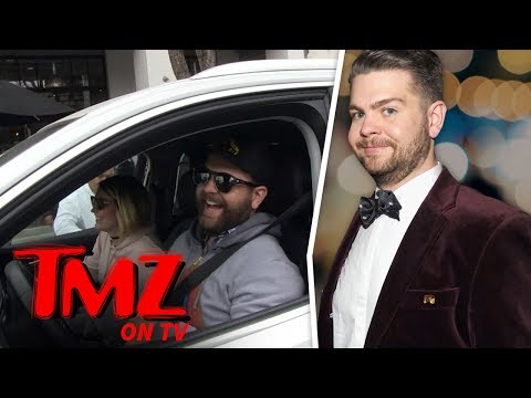 Jack Osbourne Allegedly Punched Estranged Wife's Boyfriend! | TMZ TV