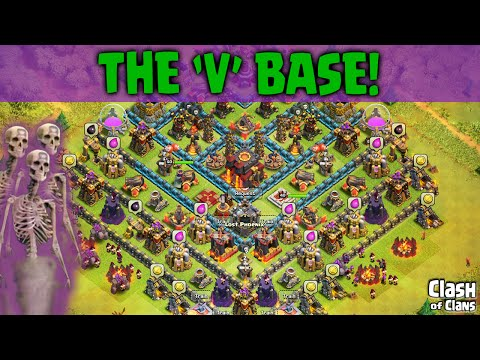 Clash of Clans Defense