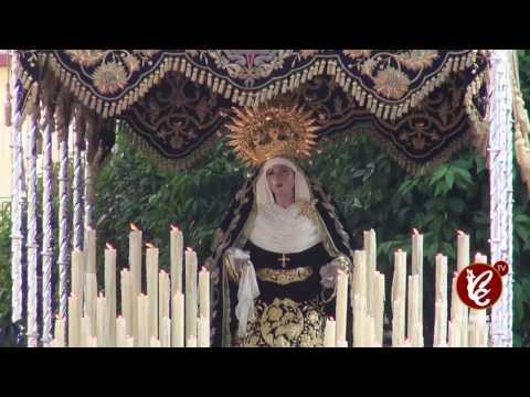 Hermandad de la Carretería en la Plaza Nueva | Semana Santa de Sevilla 2017
