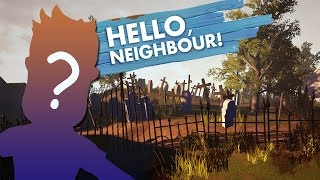 КЛАДБИЩЕ , ЛИЦО ГЛАВНОГО ГЕРОЯ ? : Hello Neighbor Секреты