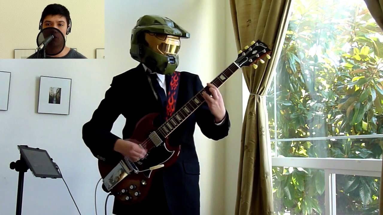 Robot Rock - Daft Punk (Guitar Cover) - YouTube