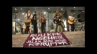 'Konser' Musik RUU KPK Ngehe!!!
