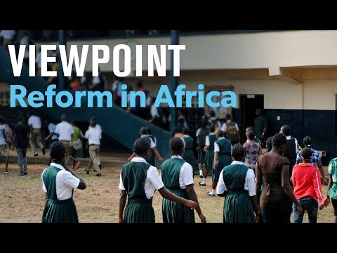 Education reform in Africa - with George Werner, Liberian Minister for Education | VIEWPOINT