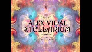Alex Vidal - Stellarium (Van Bellen Remix) - Stellar Fountain