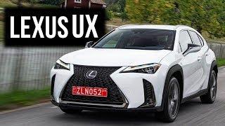 Lexus UX | Тест-драйв | Новые горизонты для компактного премиум-кроссовера