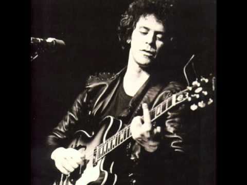 Lou Reed  Satellite of Love BEST  NYC 72