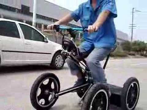 The EcoBoomer - All Electric, Zero Emissions, Eco-Friendly