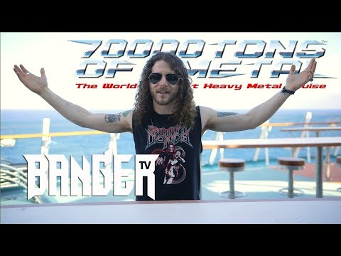70,000 TONS OF METAL CRUISE 2018 Festival Review youTube Thumbnail