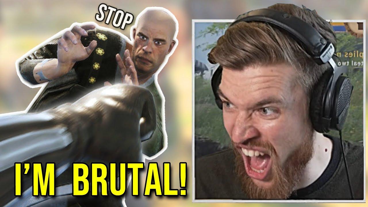 My Bandit Simulator Roleplay is BRUTAL!