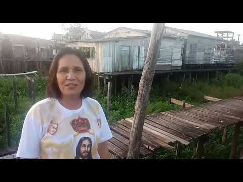 Homenagem Pe  Paulo Martins -  Amapá