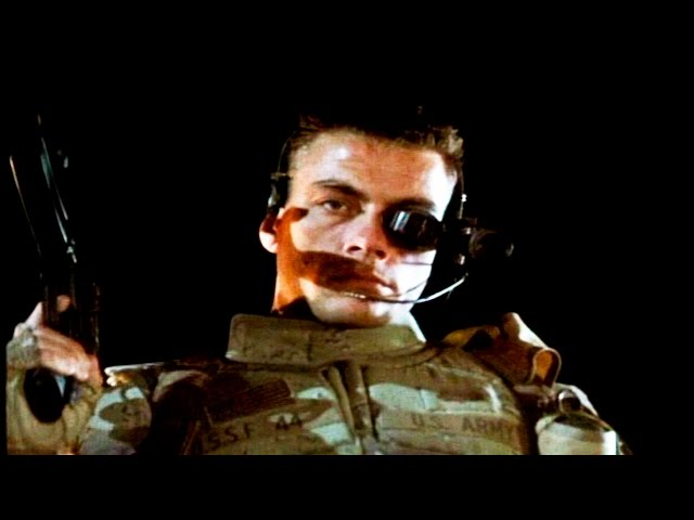 SOLDADO UNIVERSAL [Universal Soldier] 1992 VAN-DAMME TRAILER DE CINEMA 2 Travel Video