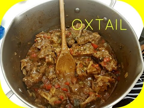 How to Cook OXTAIL/ Congolese MIKILA