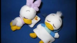 赤ちゃんが寝る音楽 ディズニーやさしいゆりかごオルゴールメドレー / Disney musicbox selection.