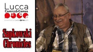 [Lucca C&G] Andrzej Sapkowski Chonicles