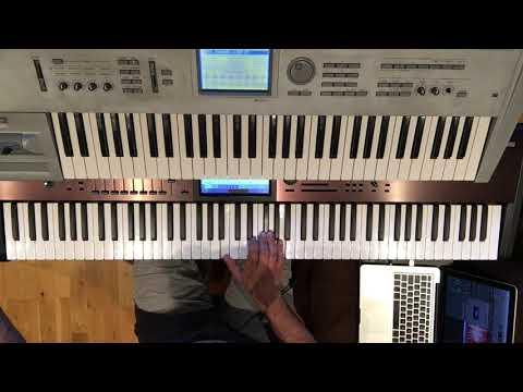 Pink Floyd - Money (Keyboard Cover/Tutorial)