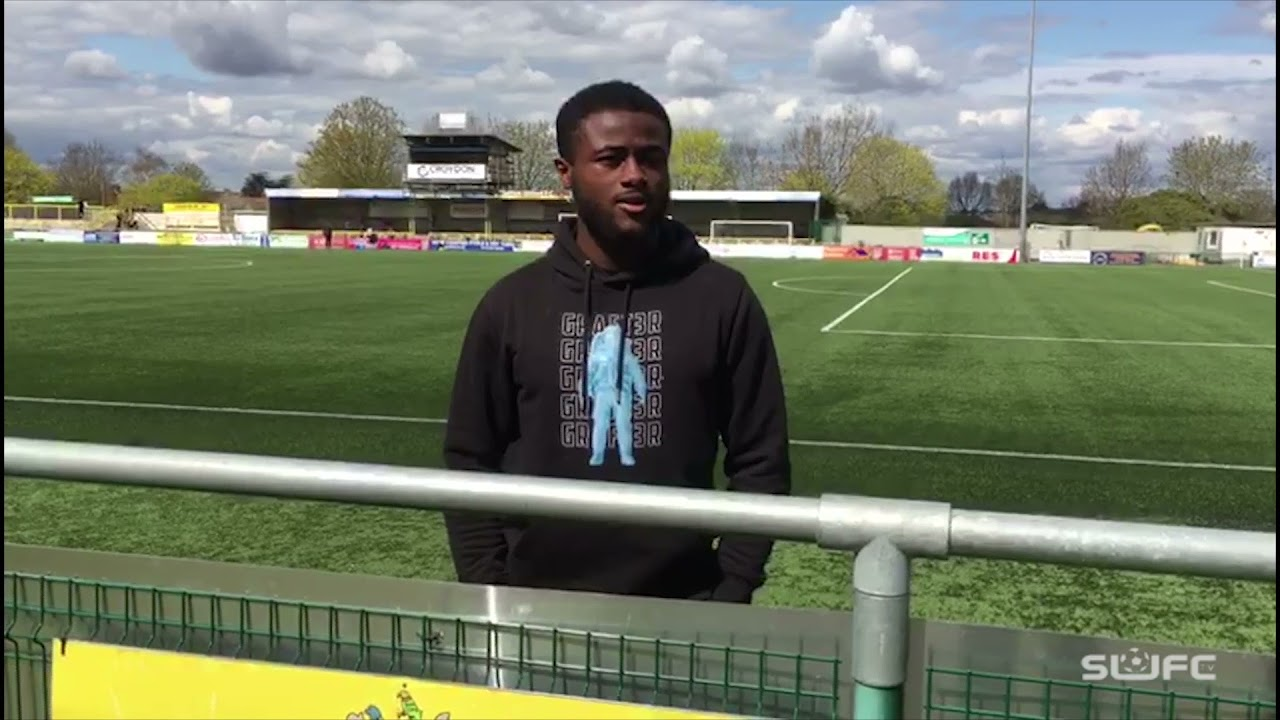 Download SUFCtv: INTERVIEW David Ajiboye ahead of VNL game with Torquay United