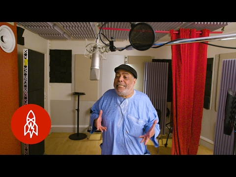 Dub Master Med: Meet The French Voice Of Eddie Murphy