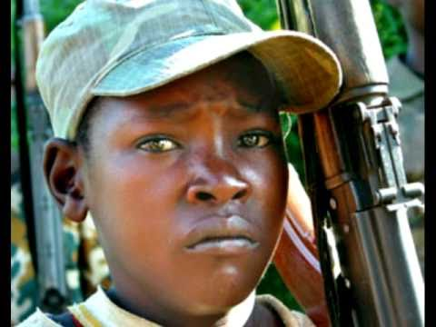 child soldiering The child soldiers trope as used in popular culture they depend on us to defend them, but either we're forcing them to defend us or they're all alone and.