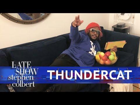 Cat Q&A With Thundercat