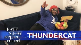 Cat Q&A With Thundercat