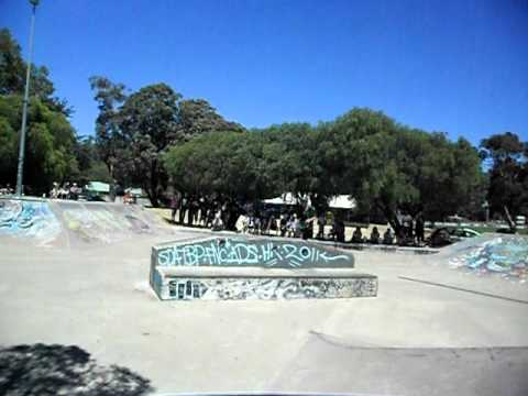 2012 Skateboarding Highlights Margaret River Leg YMCA Drug Aware Skate Competition Open Final