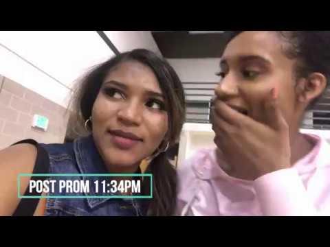 2 DRESSES 1 DANCE   2018 Prom Vlog