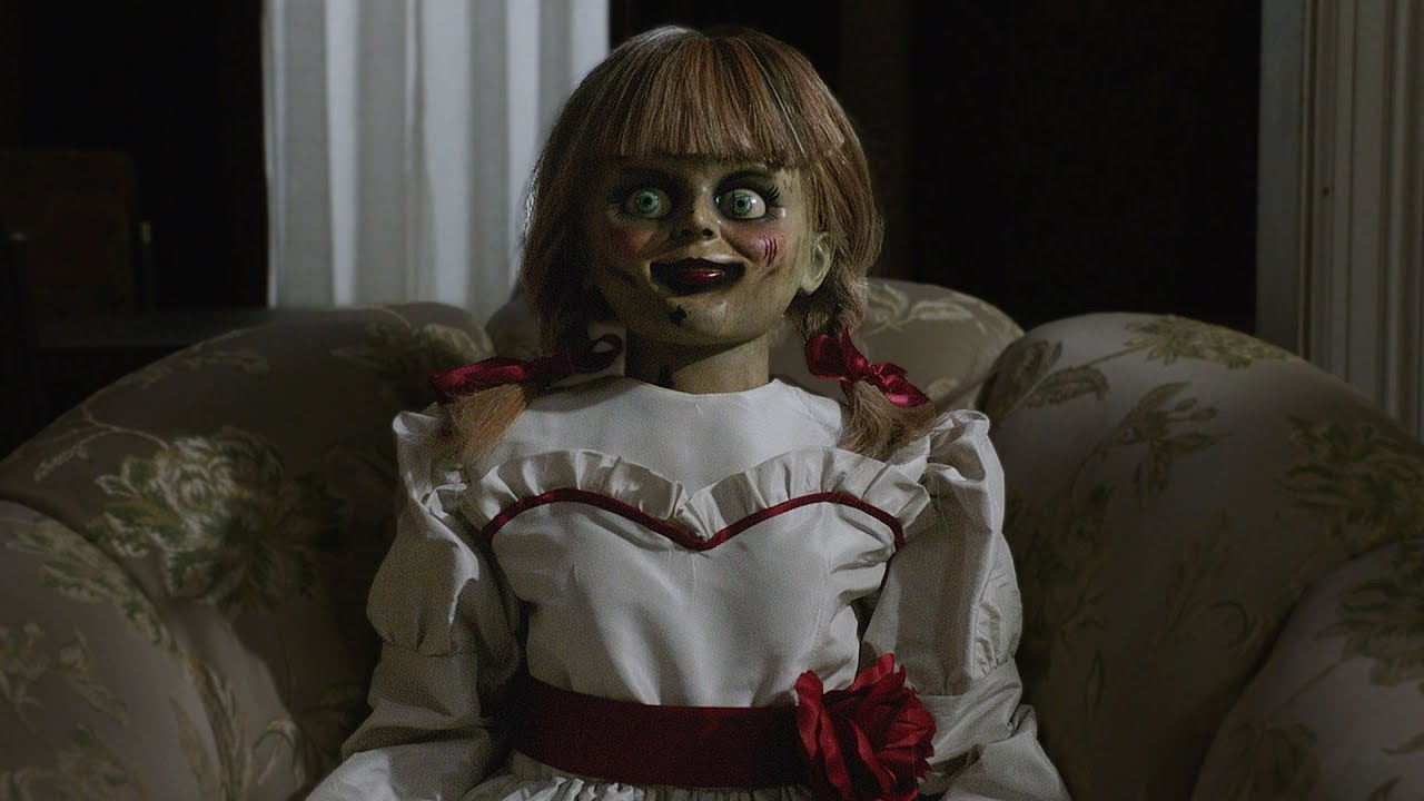 Download 'Annabelle Comes Home' Trailer
