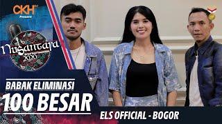 ELS OFFICIAL (Bogor) - JAKARTA   Eliminasi 100 Besar - Nusantara VBC 2020