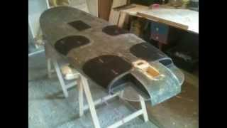 Custom Windsurf board - How Its Made