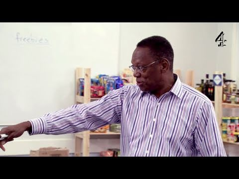 Jamie's Dream School | Alvin Hall on Maths and Shopping