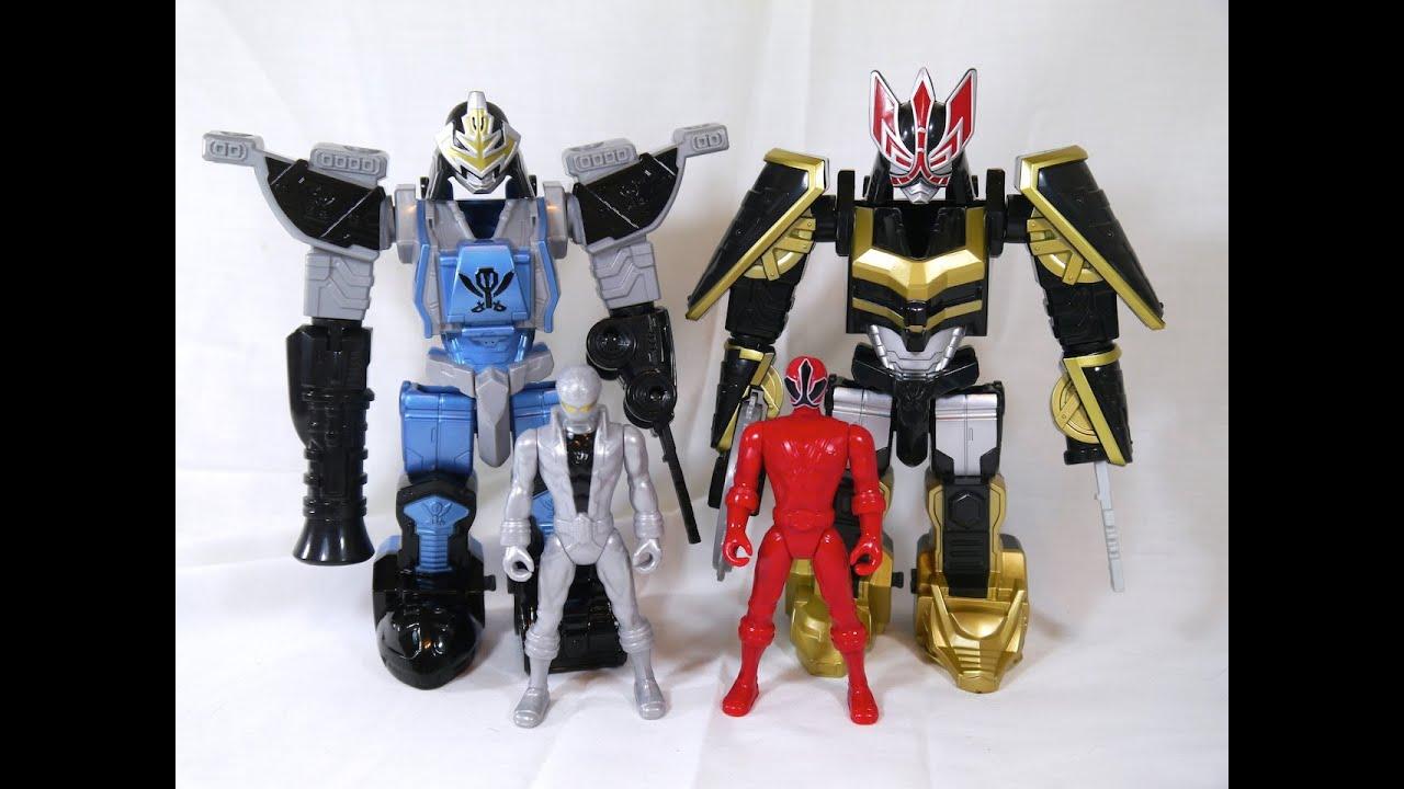 Power Rangers Super Megaforce | RangerWiki | FANDOM ...