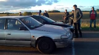 Mazda 626 vs Honda Accord