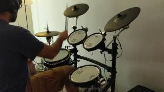 Skyharbor - Chemical Hands (electronic) drum cover