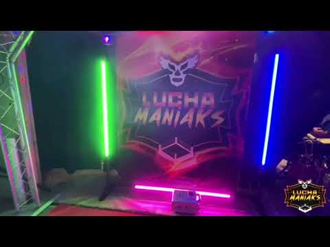 "Lucha Maniaks: ""Poco"