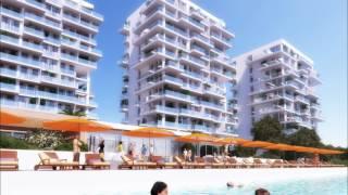 видео Новый проект у моря в районе Искеле, Северный Кипр