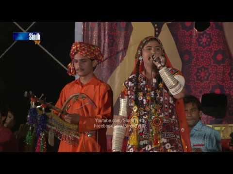 Awhan Ja ashiq Hazar Singer Marval - Sindh TV Musical Show Dadu - HD1080p - SindhTVHD