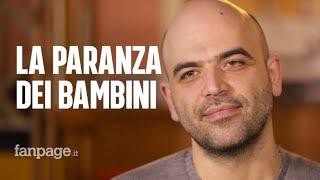 """Roberto Saviano racconta La paranza dei bambini: """"Nei giovani boss i valori dei nostri tempi"""""""