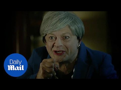 Download Andy Serkis absolutely CRUCIFIES Theresa May with Gollum portrayal