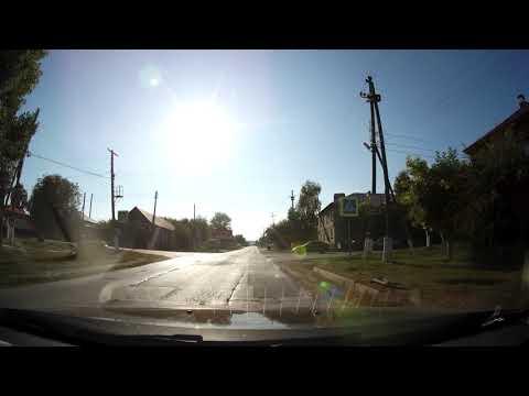 Проездом через город Хвалынск (Саратовская область, Россия), 7 сентября 2019 г.