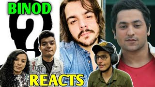 BINOD Trending Everywhere! - Slayy Point Reacts | Ashish, Tik Tok Ban, Harsh, Thugesh, Live Insaan |