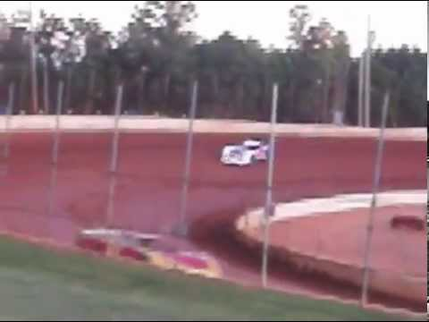 """Open Practice"" at North Georgia Speedway Ralph Langston 7/31/2015"