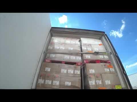 10-04-19 #357 Arrived At Walmart DC In Mebane NC & Assigned Door 334 & Empty