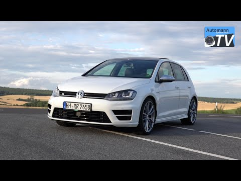 2015 volkswagen golf 7 r 300hp drive sound 1080p youtube. Black Bedroom Furniture Sets. Home Design Ideas